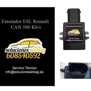 Emulador ESL Renault