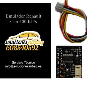 Emulador Inmo Renault Can