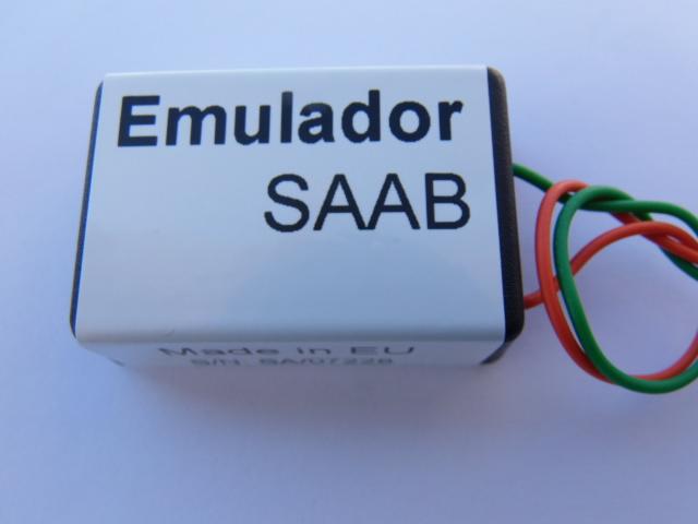 Emulador Airbag Saab